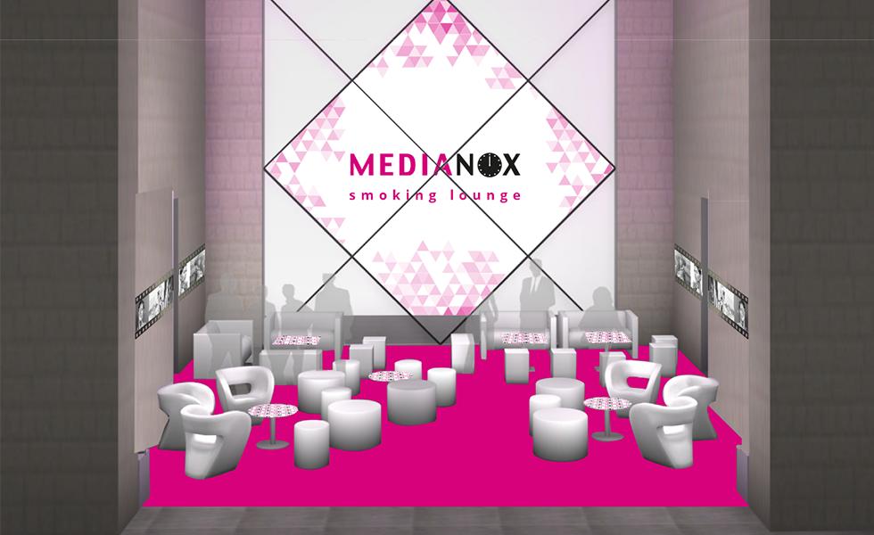 medianox lounge travel expo 2015
