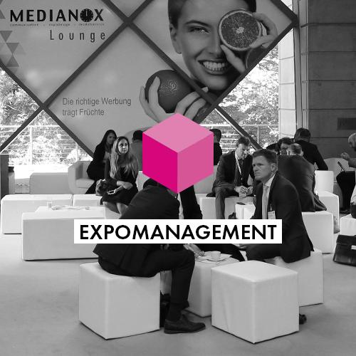 Medianox, Expo, Messe, Standbau, Messeservice, Messebau, Standbau