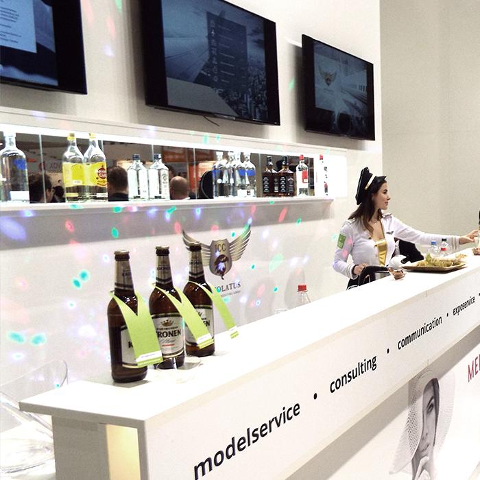 Agentur Medianox, Expo & Events, Hosstessen, Models, Messe, ITB Berlin